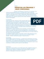 104826231 Como Se Comunican Los Organos y Viceras Emocionalmente