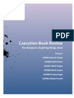 Execution-Book Review