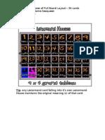 Lenormand Grand Tableau Chart