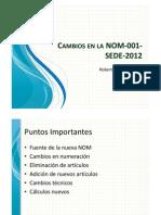 cambios nom-001-sede-2012.pdf