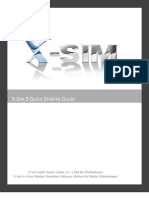 X-Sim Quick Guide