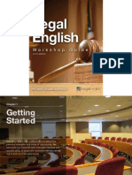 Legal English Workbook