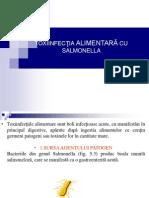 Toxiinfectia Alimentara Cu Salmonella