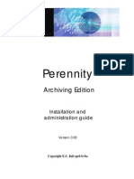 Perennity Archive v3.0 User Manual