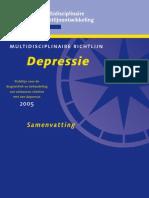 Depressie 2005