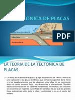 La Tectonica de Placas