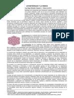 Los Materiales y La Ciencia Boletin