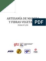 Artesania Madera
