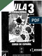 Aula Internacional 3, 1 Do 1, Curso de Espanol