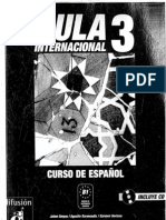 Aula Internacional 3, 1 Do 1, Curso de Espanol