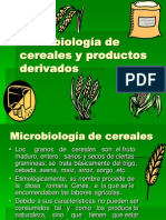 Microbiología de cereales