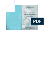 Imagen y carácter de J.J. Winckelmann Cartas y Testimonios
