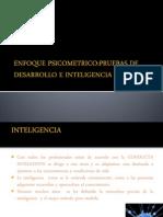ENFOQUE PSICOMETRICO
