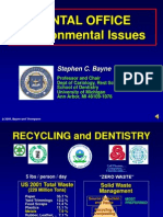 Amalgam Environmental Issues PPT With Audio