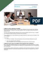 Video Certification FAQv2