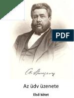 Spurgeon - Az üdv üzenete I