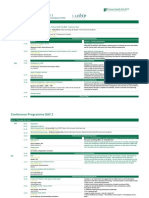 PHI13 Conference Programme