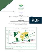 Les OGM en 2009