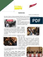 Sanremo Relazione Finale