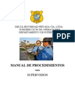 Supervisor Manual Delta de Procedimientos