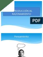 INTRODUCCIÓN AL RAZONAMIENTO