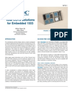 Total COTS Solutions for Embedded 1553