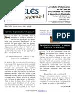 Les Clés de l'Autonomie - Fév.2009 Vol.2. No.1