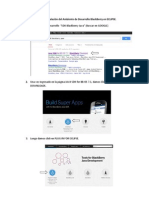 Manual de Instalación del Ambiente de Desarrollo BlackBerry en ECLIPSE