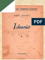 Ideario Bakunin