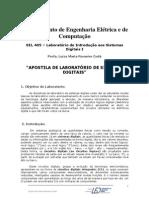 Sel405-Apostila Sistemas Digitais I