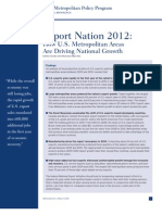 2012 Exports Nation Brookings Report