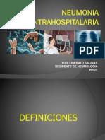Neumonia Intrahospitalaria_ene 2013