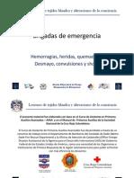 Lesiones de Tejidos Blandos y Alteraciones d Ela Conciencia