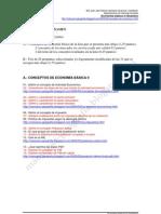 Economia Basica II (Autoevaluacion 2009)