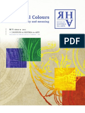 Rha Medieval Colours Color Philosophical Science