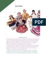Danzas o Bailes típicos de la costa pacífica colombiana