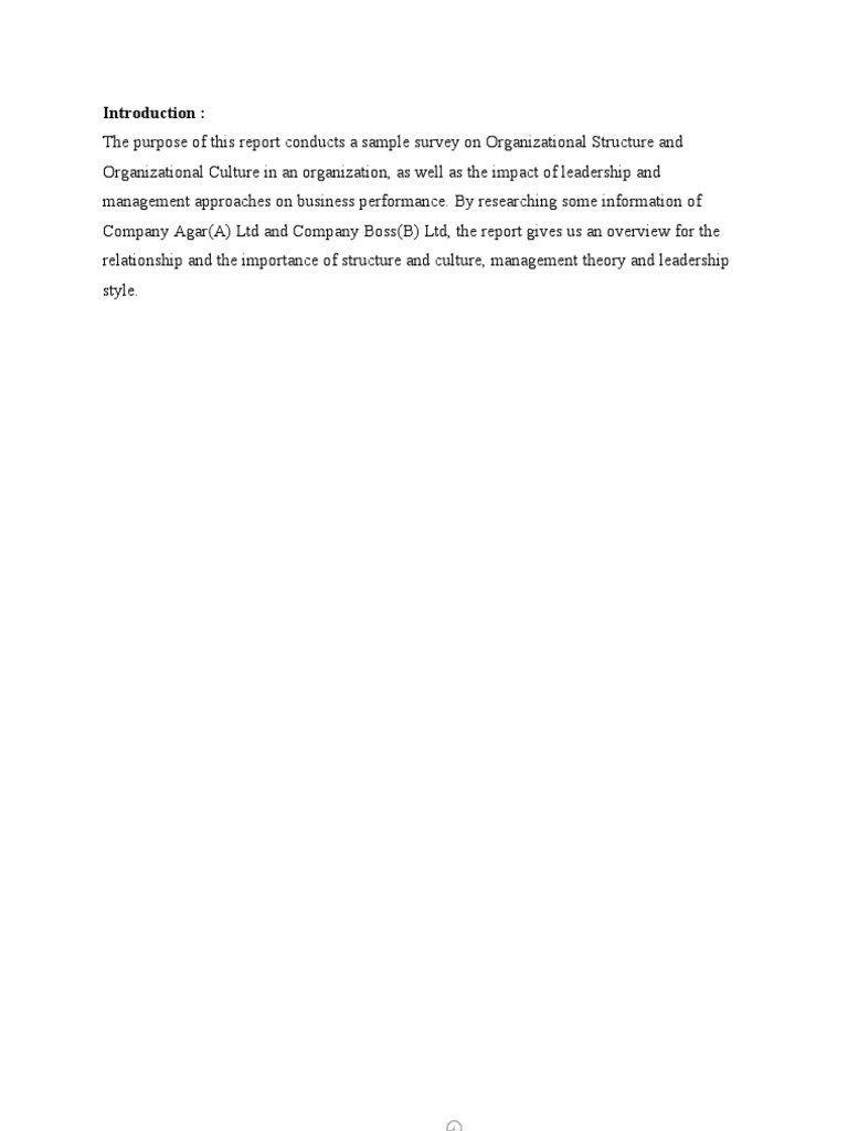 hnd organisations behaviour l01 Btec hnc/hnd programme:organisations and behaviour  schools and organisations assignment 302 by mrs d m brunsdon december 2012 outcome 1:  know the structure of .