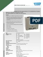 Gas Analyser Mfa 9000 Uk