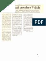 """""""Gli omosessuali querelano Wojtyla"""" (La Gazzetta del Popolo, 12 ottobre 1979)"""