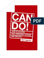 Can Do (Summary) - Ben Tiggelaar
