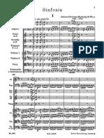 Bach Johann Ch-SymWC27 in D-Dur