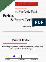 AB Present Perfect