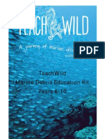 TeachWild- Marine Debris Education Kit (Cirriculum)
