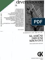 Klasicni Drveni Krovovi Ilic Slobodan