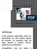 Doenças Congênitas (1)