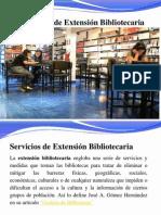 Servicios de Extencion