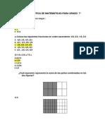 Solucion Prueba Grado 74