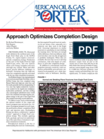 Approach Optimizes Completion Design