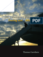 Democracy Promotion During and After Bush