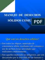 Recuperacion Desechos Solidos Mspas